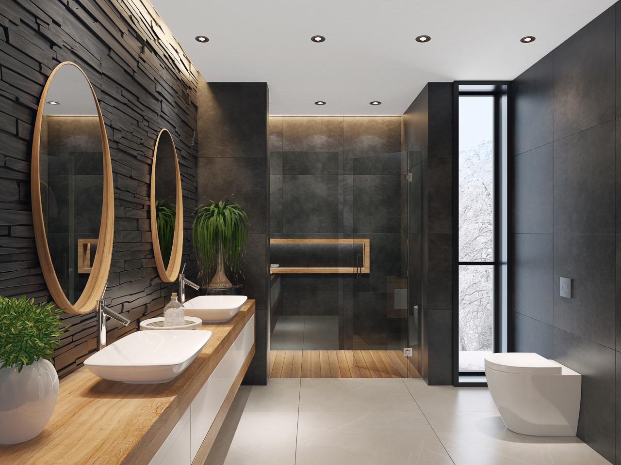 Spanndecke Badezimmer