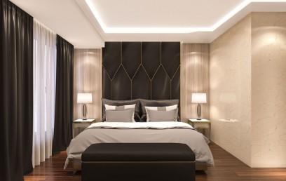 Deckengestaltung im Schlafzimmer: Tipps und Anregungen