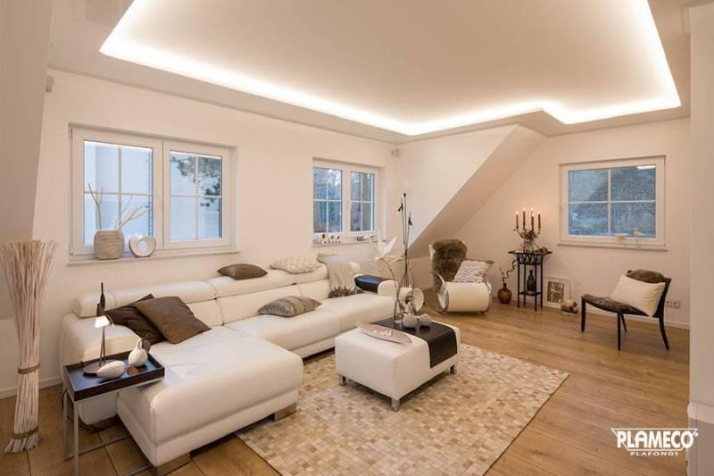 Wohnzimmer einrichten: Inspirationen für Interieur, Decke und Design