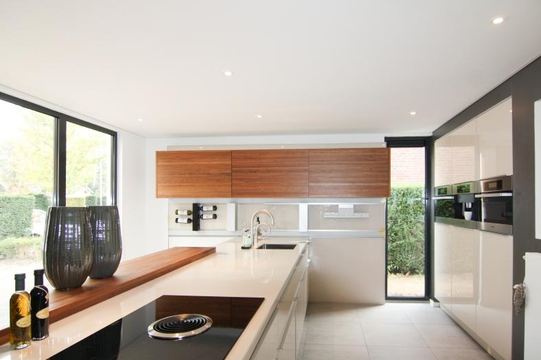 Deckenbeleuchtung in der Küche