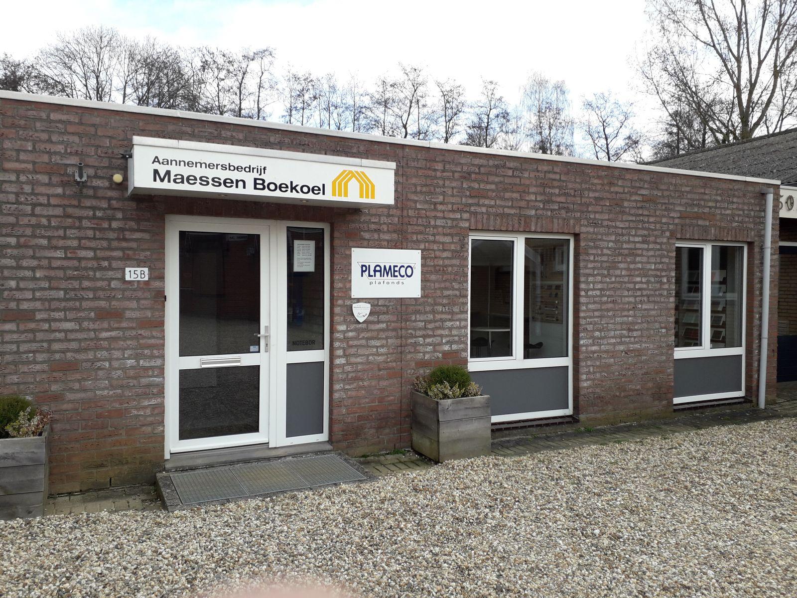 Showroom Maessen Boekoel