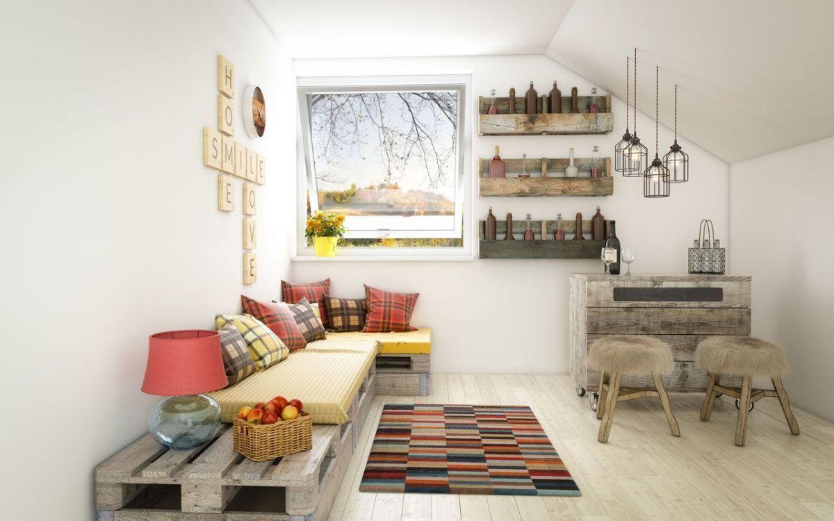 Inspirationen für Dachbodendecken?  Plameco Spanndecken  Plameco