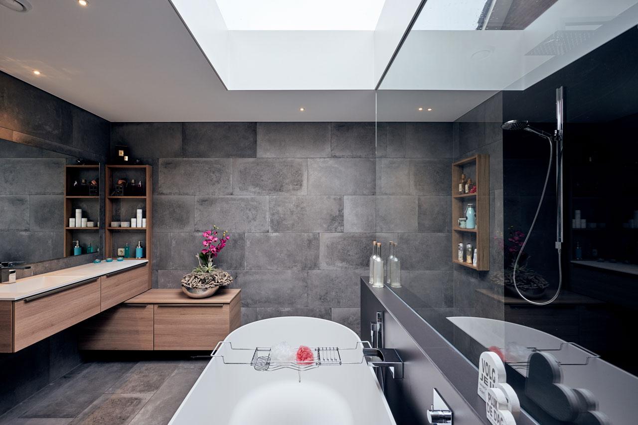 Morgen Nieuw Badkamerplafond Plameco Plafonds