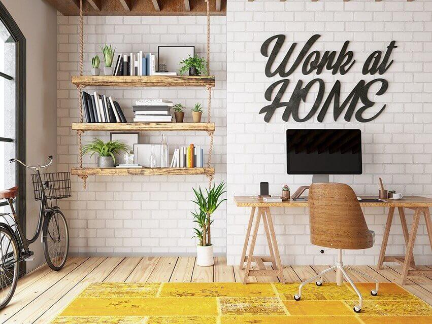 Home Office... besser geht immer!