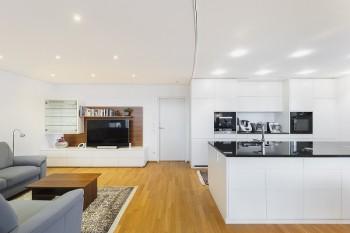 woonkamer spanplafond